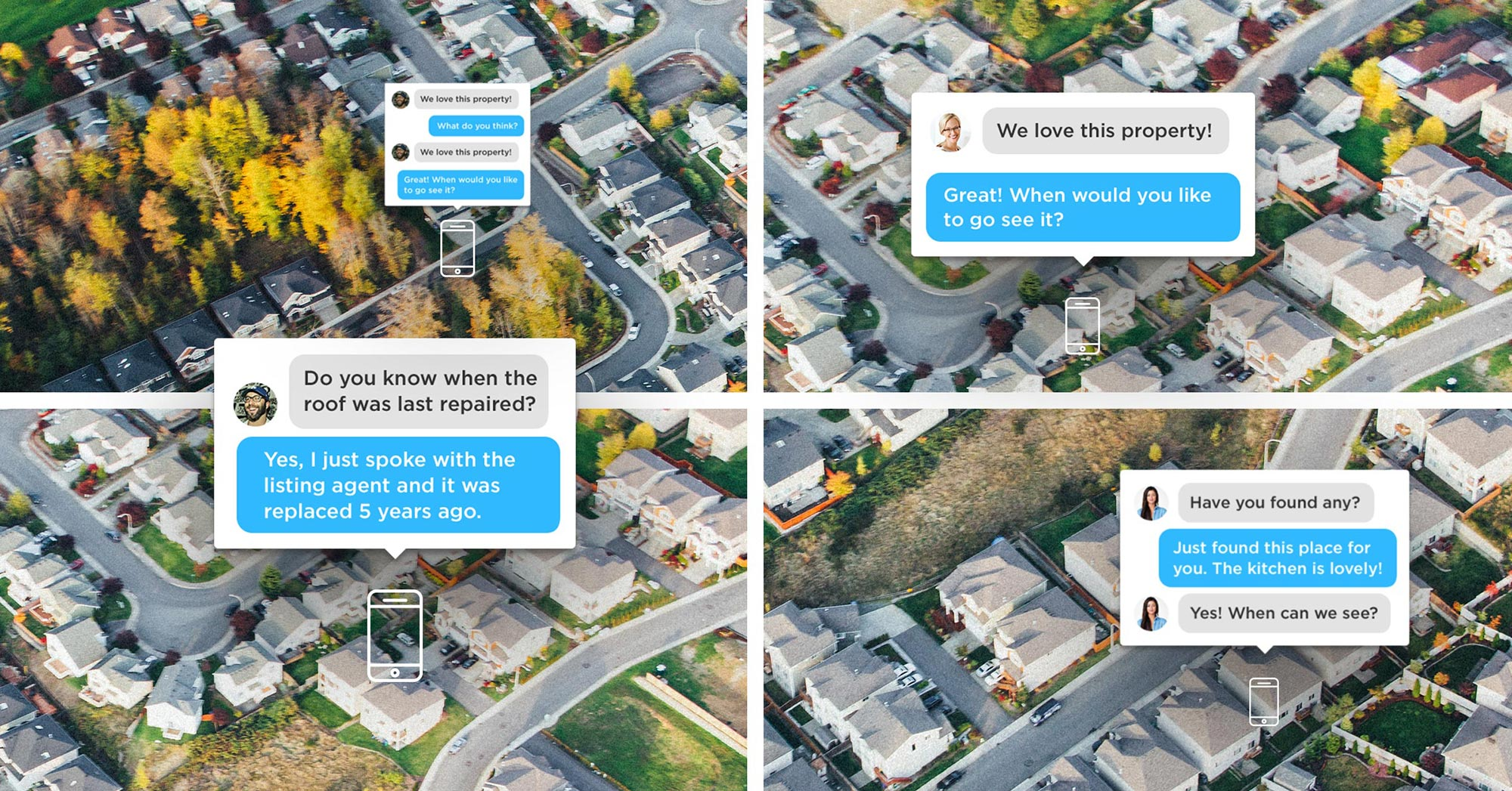 Real Estate Messaging Apps Changing the Industry
